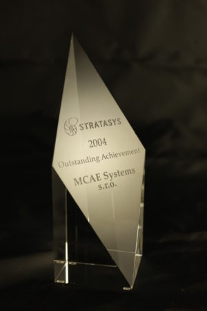certifikat oceneni mcae systems 2004