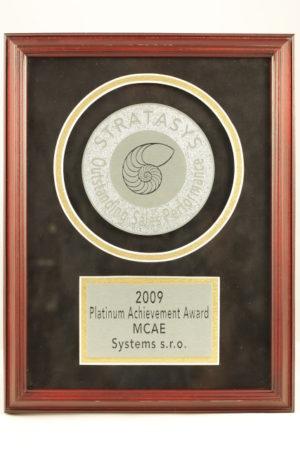 certifikat oceneni mcae systems 2013