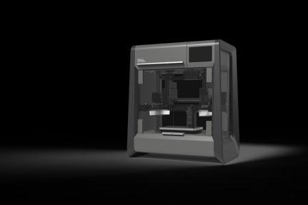 3D tlač z kovu pre kancelárske prostredie