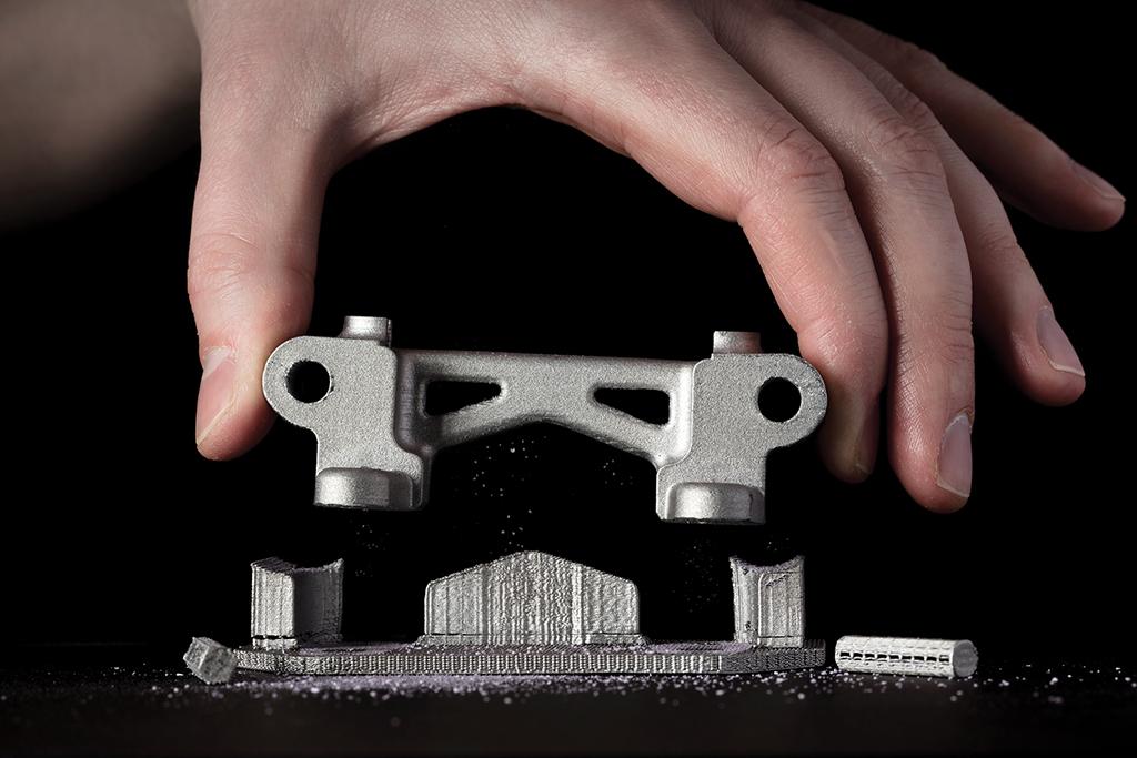 Odlamovacie podpory 3D tlač