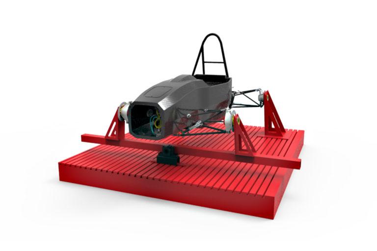 monopost formule vut brna racing