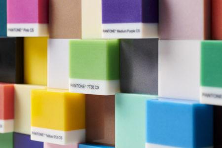 farebný 3d tlač pantone
