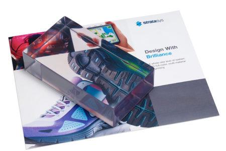 Priehľadné modely 3D tlačou