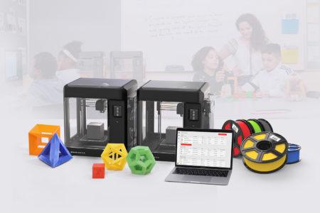 výuka 3D tlače pre školy