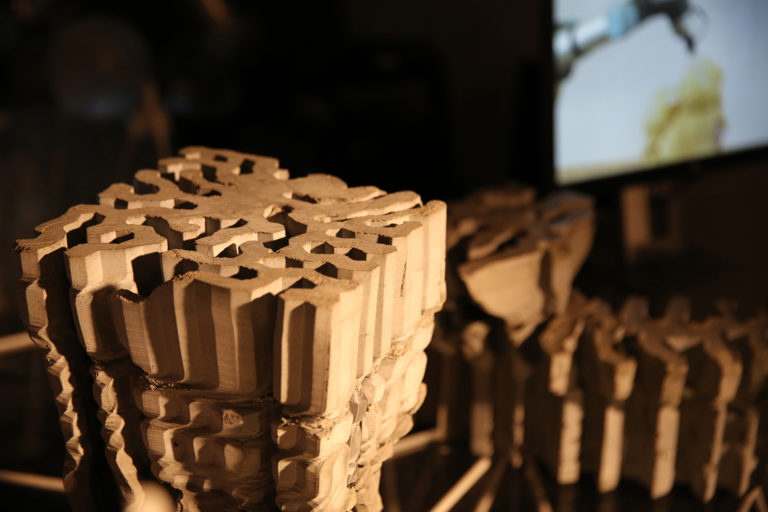 3d tlač makerbot odliatok