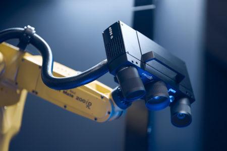 Nový skener ATOS Q