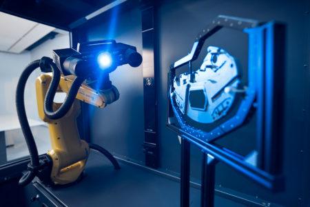 3D optické měření a skenování