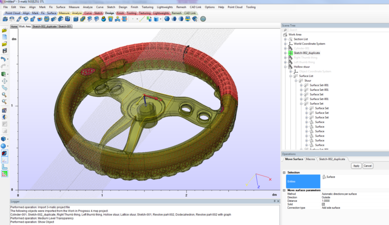 materialise 3-matic program