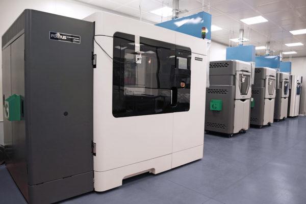 3D tlačiareň Fortus