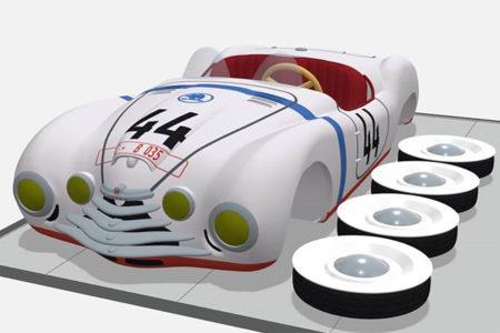 3d model skoda sport