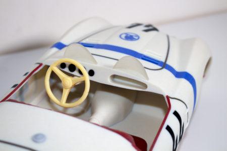 prototyp funkcne auto 3d tisk