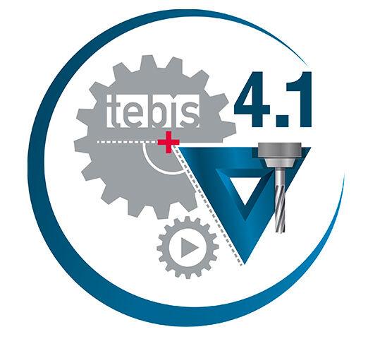 tebis software verze 4.1