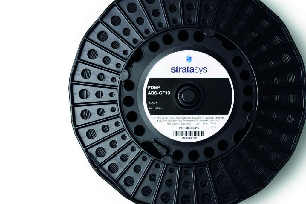 3d tlač materiál abs CF10 Stratasys