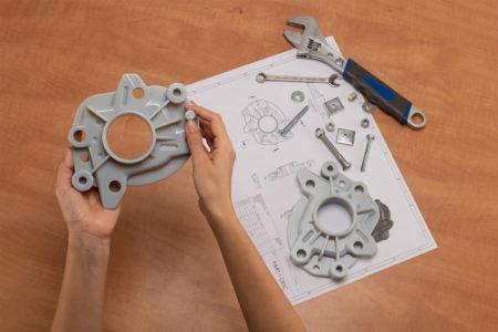 3D tisk stratasys j850 pro