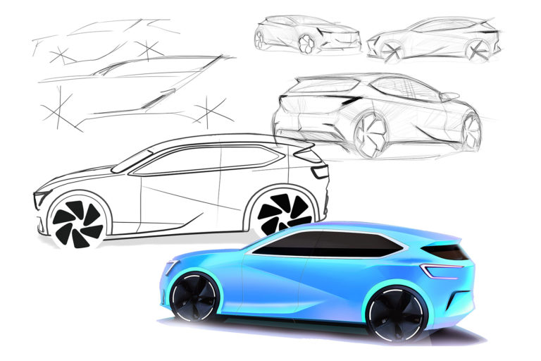 3D tisk auta