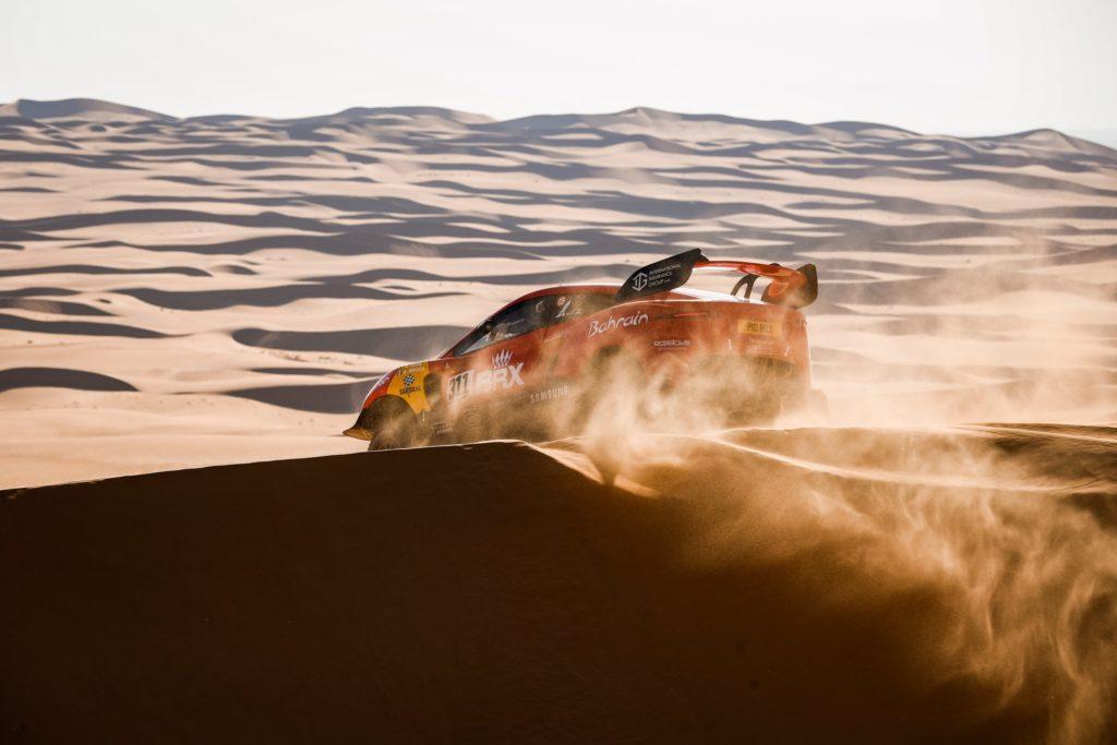 Dakar Rally 3D tlač koncových dielov