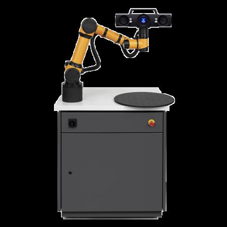 automatizace gom scan cobot atos q 3D skener