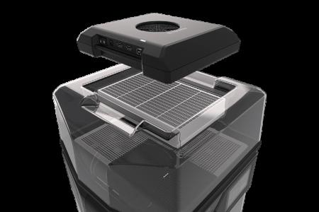 Systém MakerBot Clean Air pro 3D tiskárnu