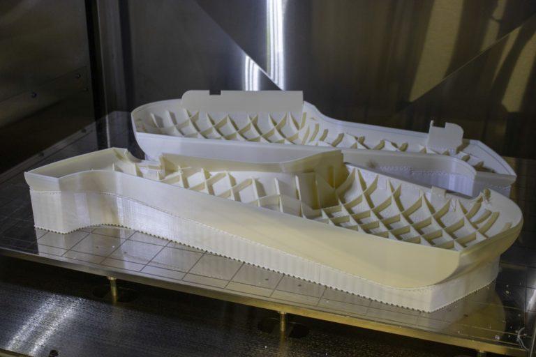 3D tlačiareň vytlačila funkčné puzdro na saxofón