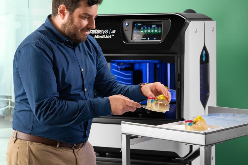 3D tlačiareň pre lekára