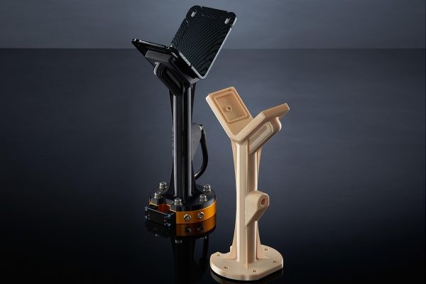 3D tisk z reálných termoplastů